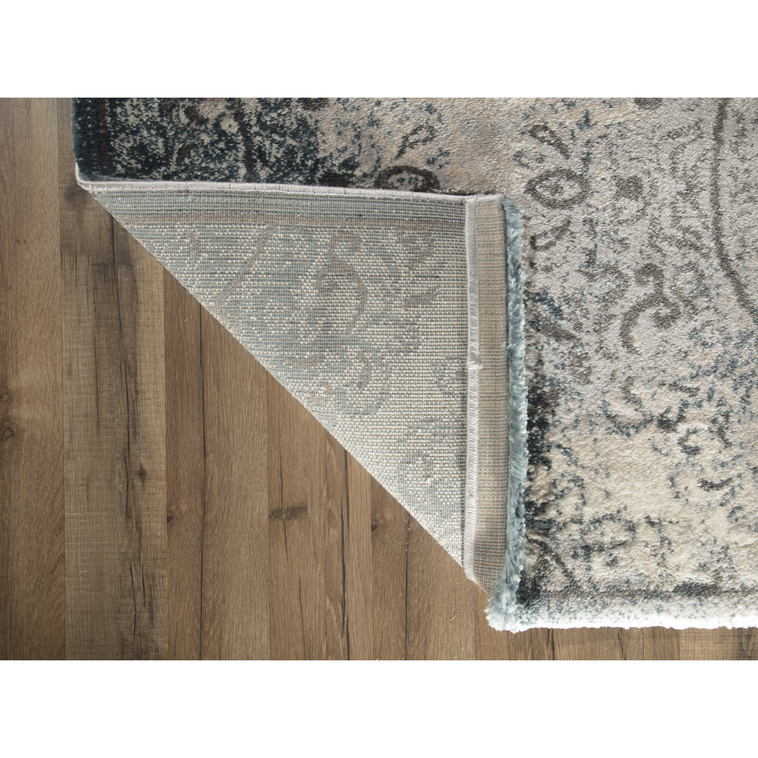 Arvada Pebble-Gray Rug