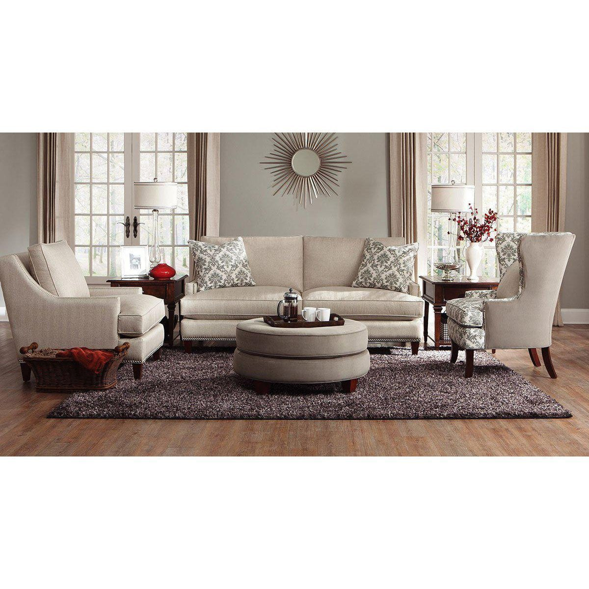 Duchess Sofa & Loveseat