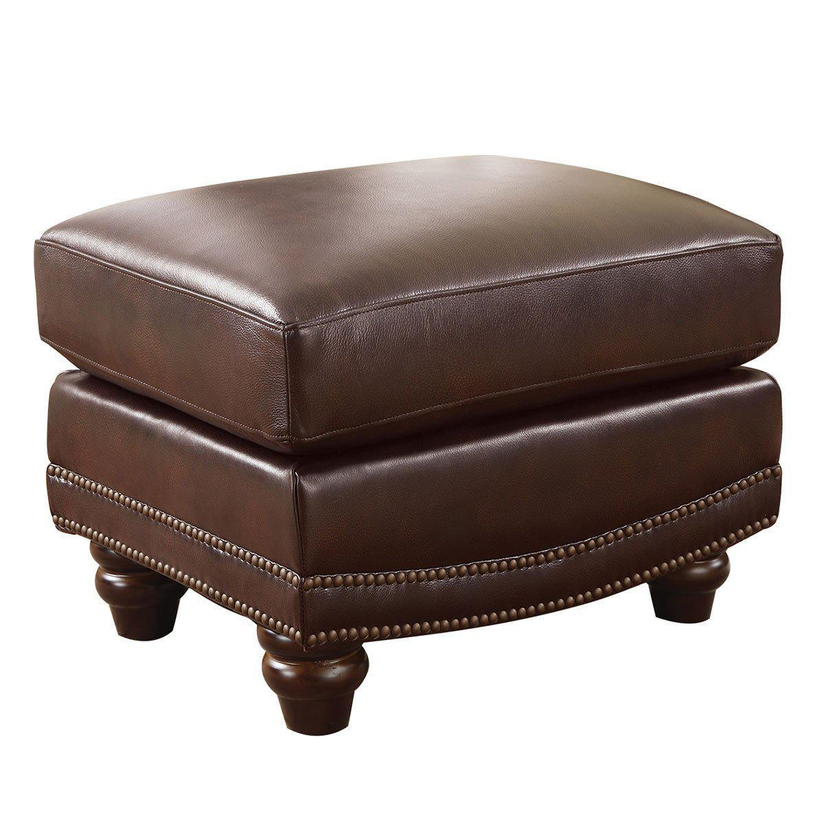 Lockhart Ottoman-Jennifer Furniture