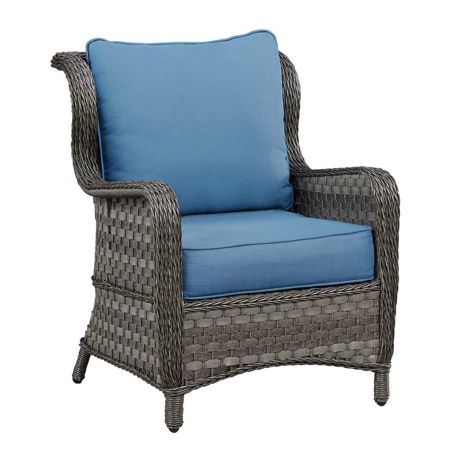Abbots Court  Lounge Chair w/Cushion (2/CN)