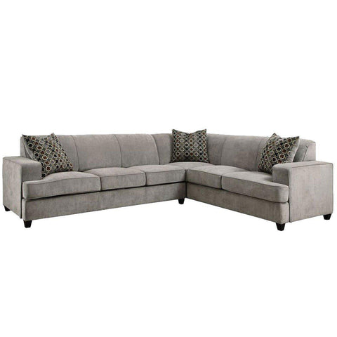 Tess 3 pc Sleeper Sectional