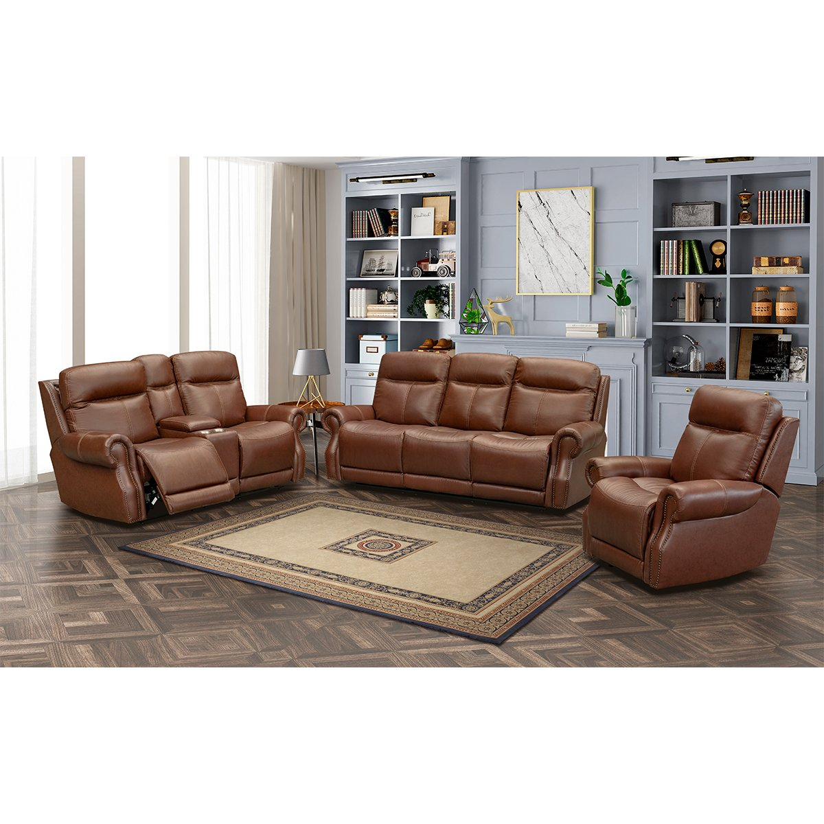 Butler Power Living Room Set