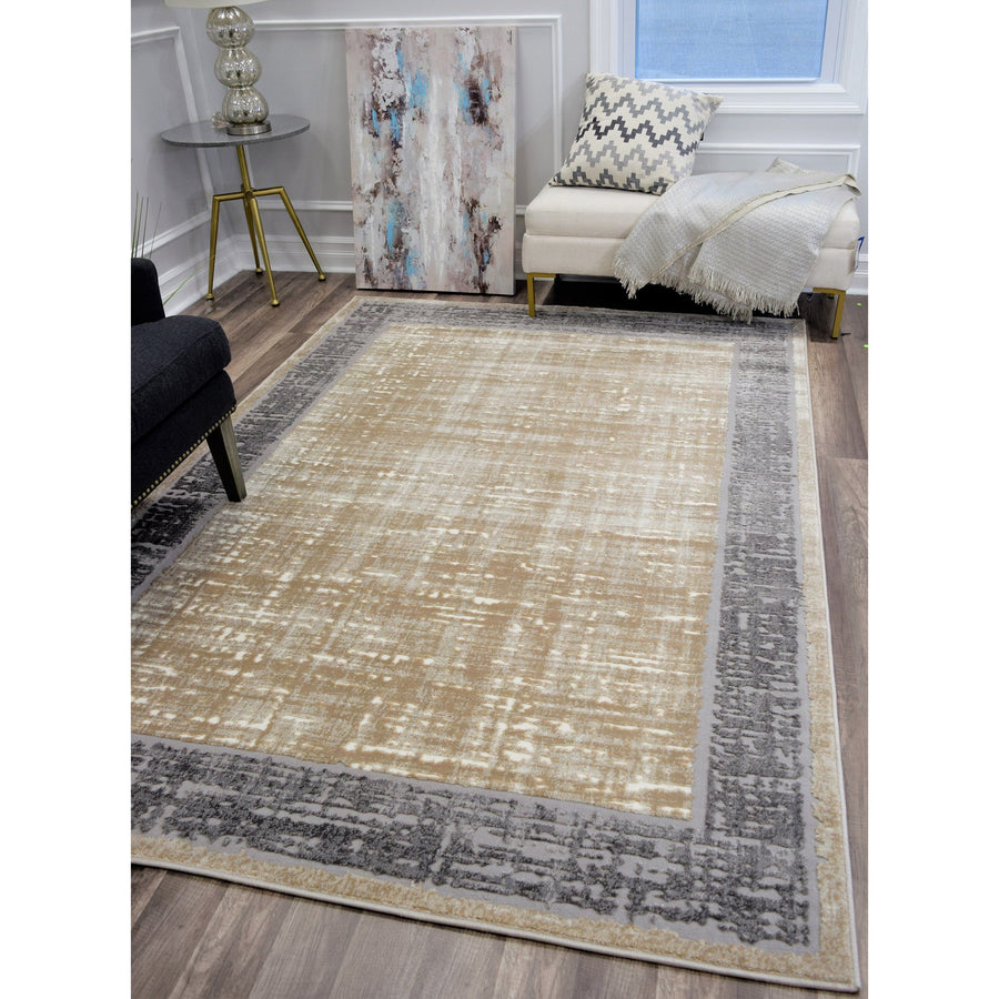 Laurel Transitional Vintage Rug