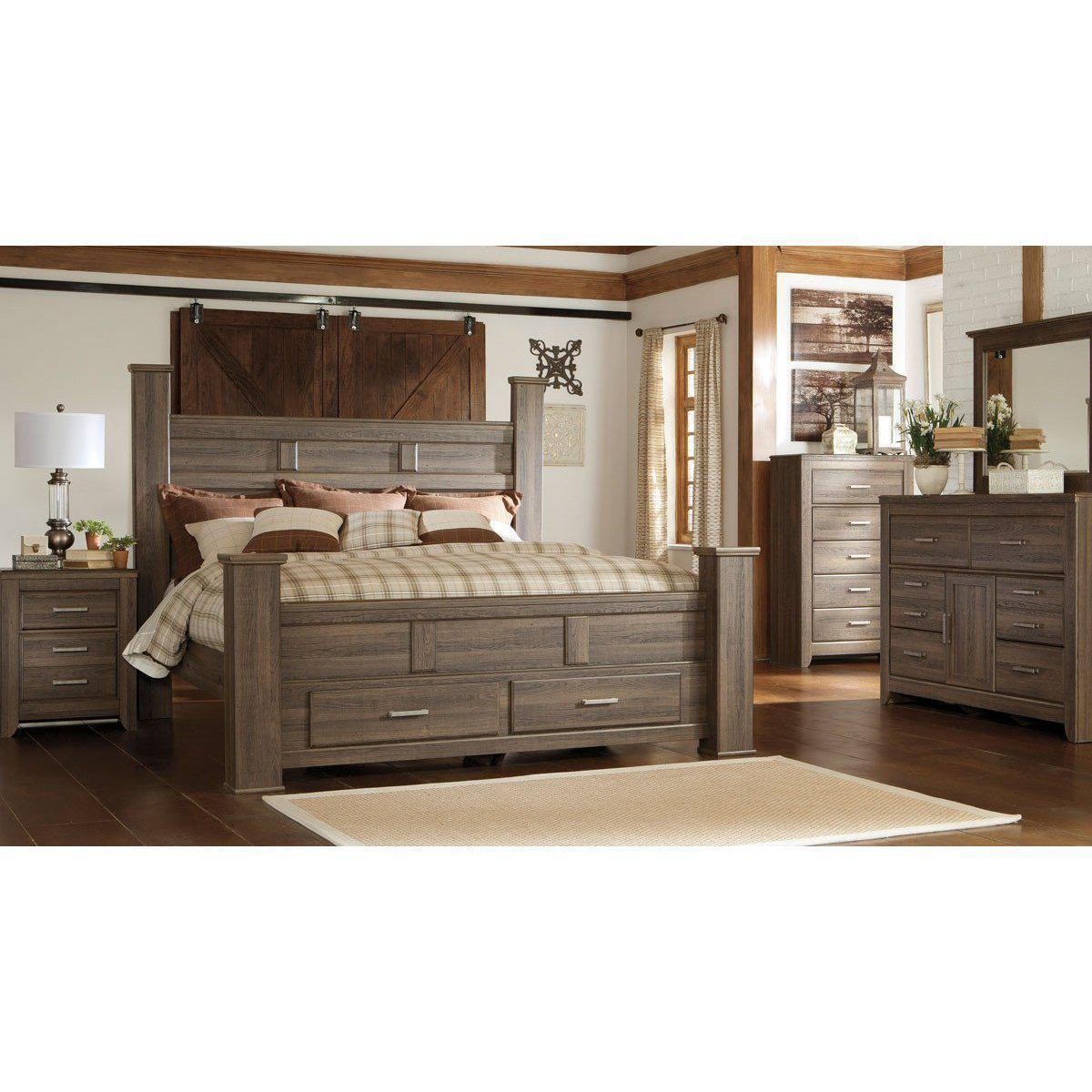 Jaxson Storage Bedroom Set