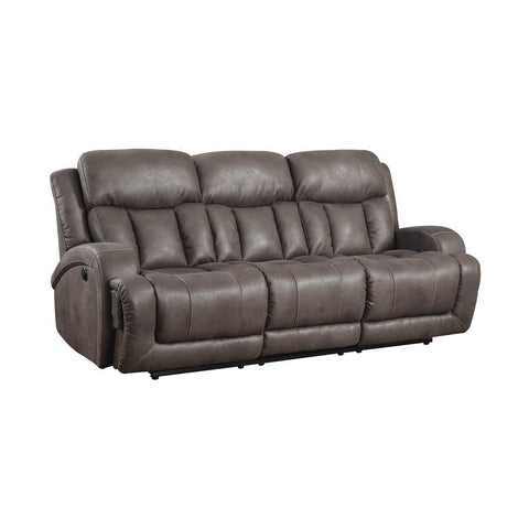 Morgan Creek Power Reclining Sofa-sofas-Jennifer Furniture