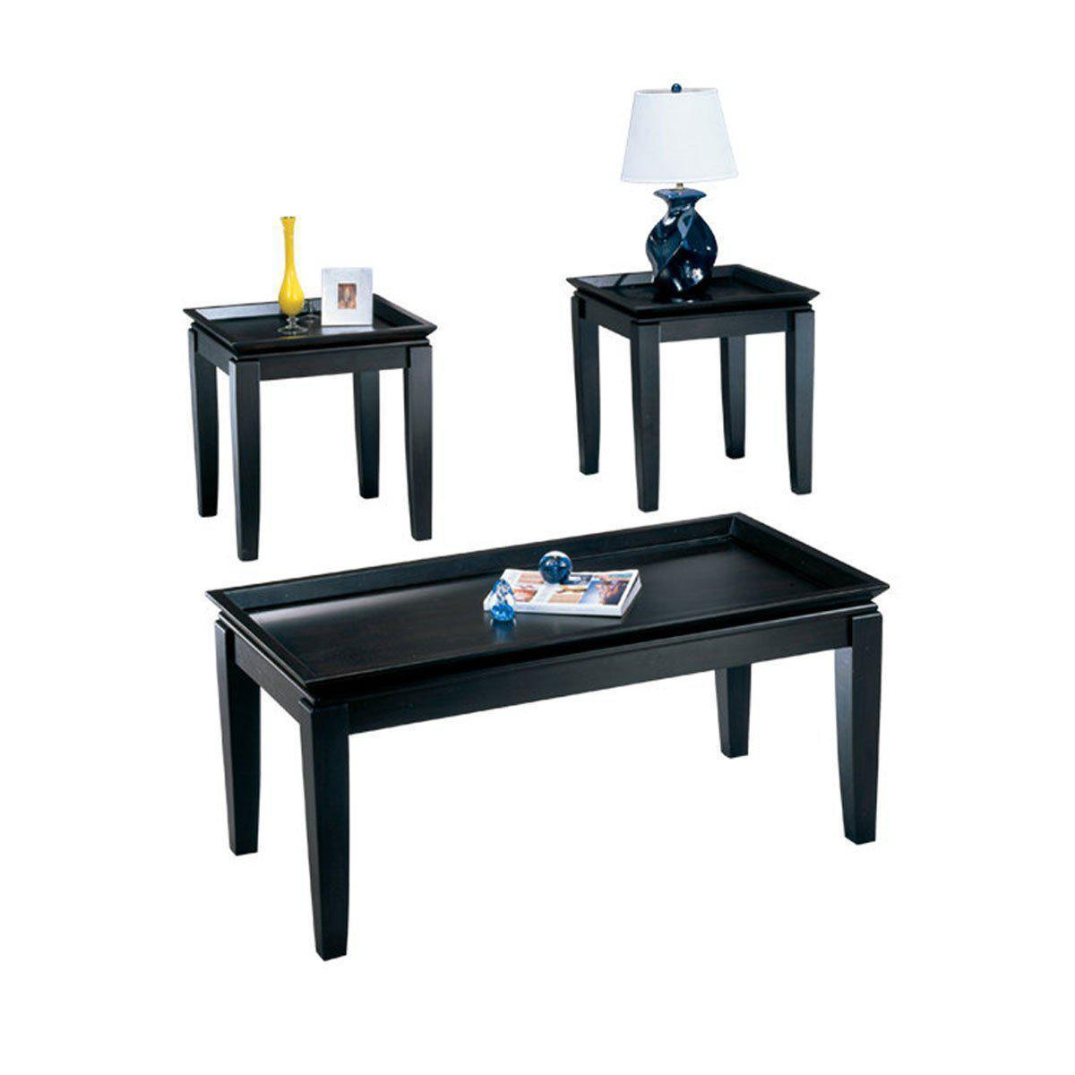 Delormy Coffee Table Set