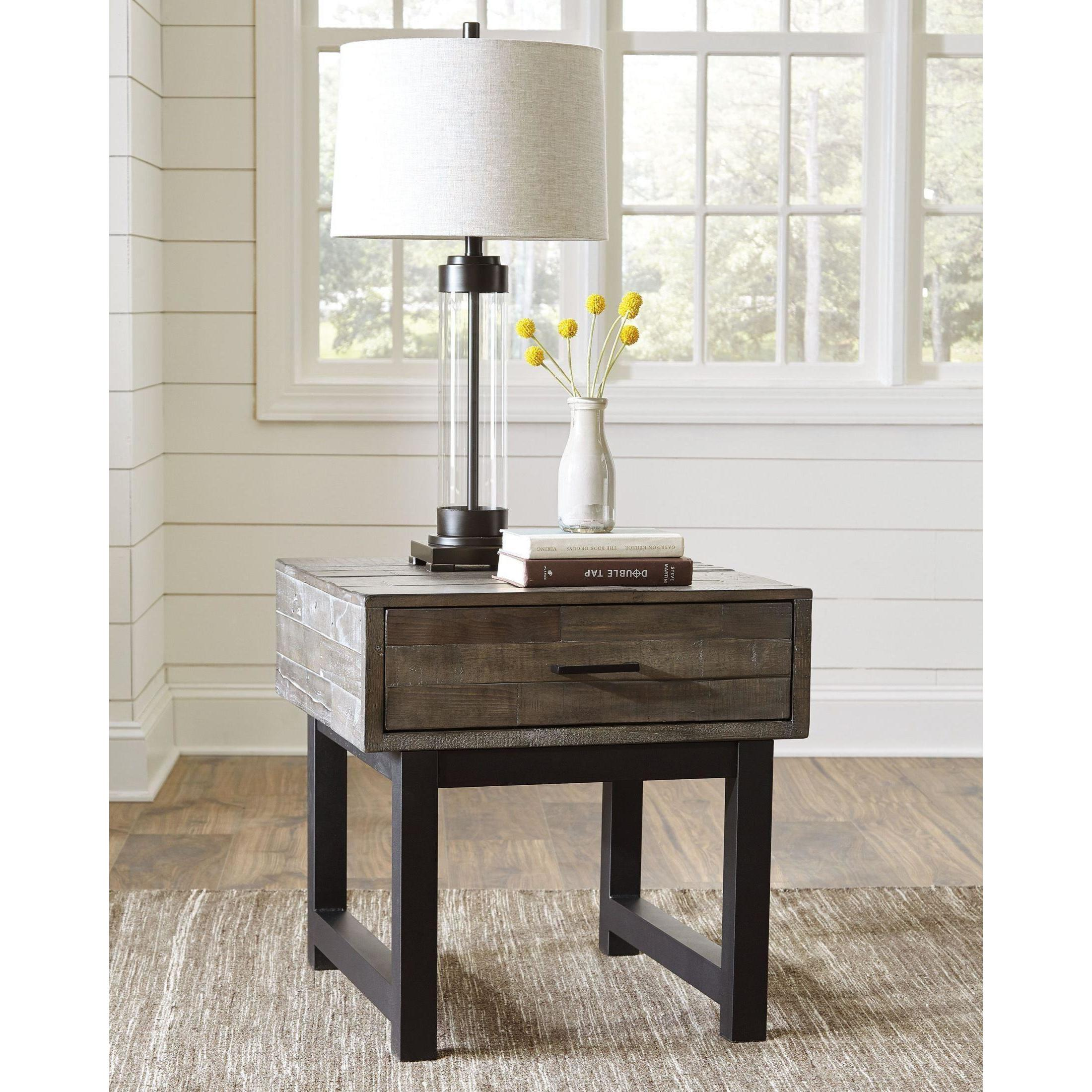 Mondoro Square End Table