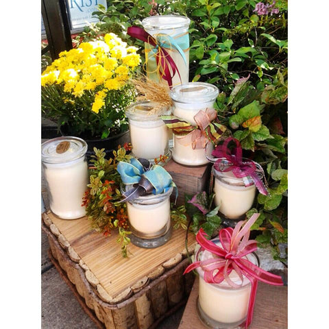 Tricia Barksdale Designs Candles