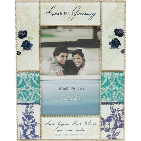 Love is a Journey Frame