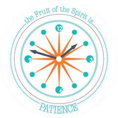 Fruit of the Spirit Plates