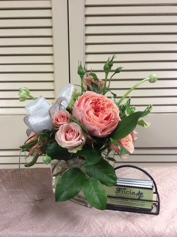 A Custom Floral Arrangement
