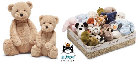 Jellycat London Small Stuffed Animals