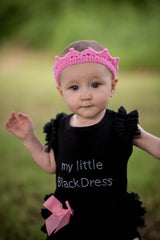 My Little Black Dress