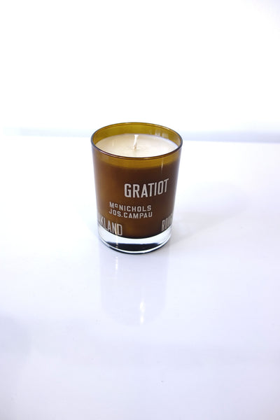 Holiday Candle / Gratiot