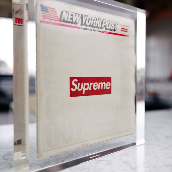Supreme New York Times