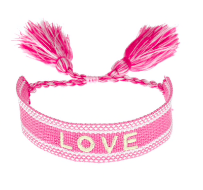 'Love' Friendship Bracelet TLM Edit