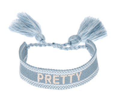 'Pretty' Friendship Bracelet TLM Edit