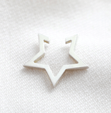 Silver Star Ear Cuff TLM Edit