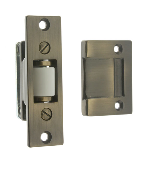 idh by St. Simons,Silent Roller Latch With Square Strike - All Pro Hardware