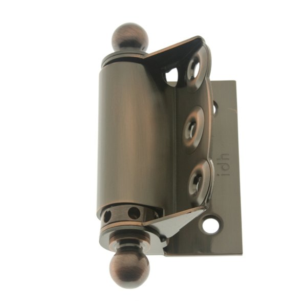 idh by St. Simons,Half Surface Spring Screen Door Hinge - All Pro Hardware