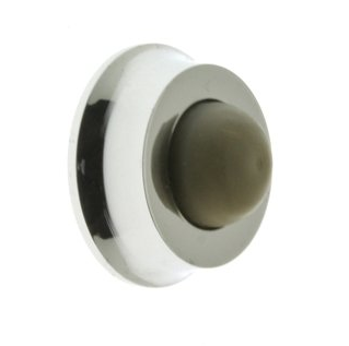 idh by St. Simons,Wall Door Bumper - All Pro Hardware