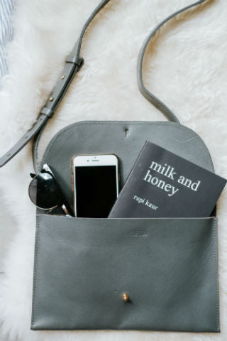 Black Small Crossbody