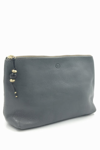 Gray Card Case