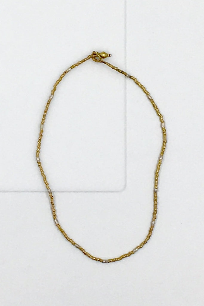 Aklesia Brass Necklace