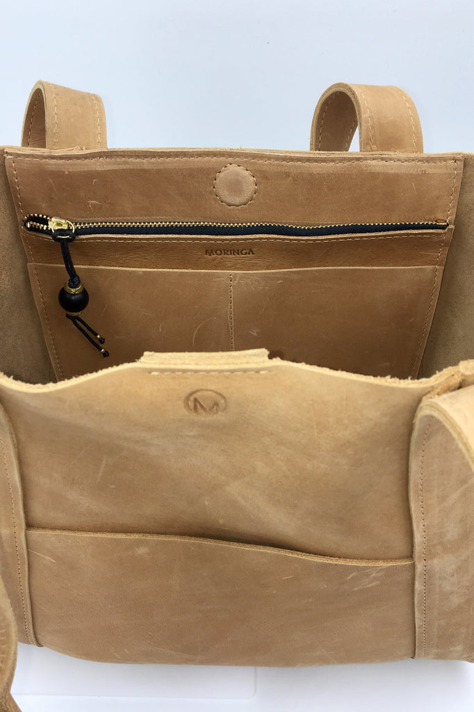 Caramel Perfect Tote
