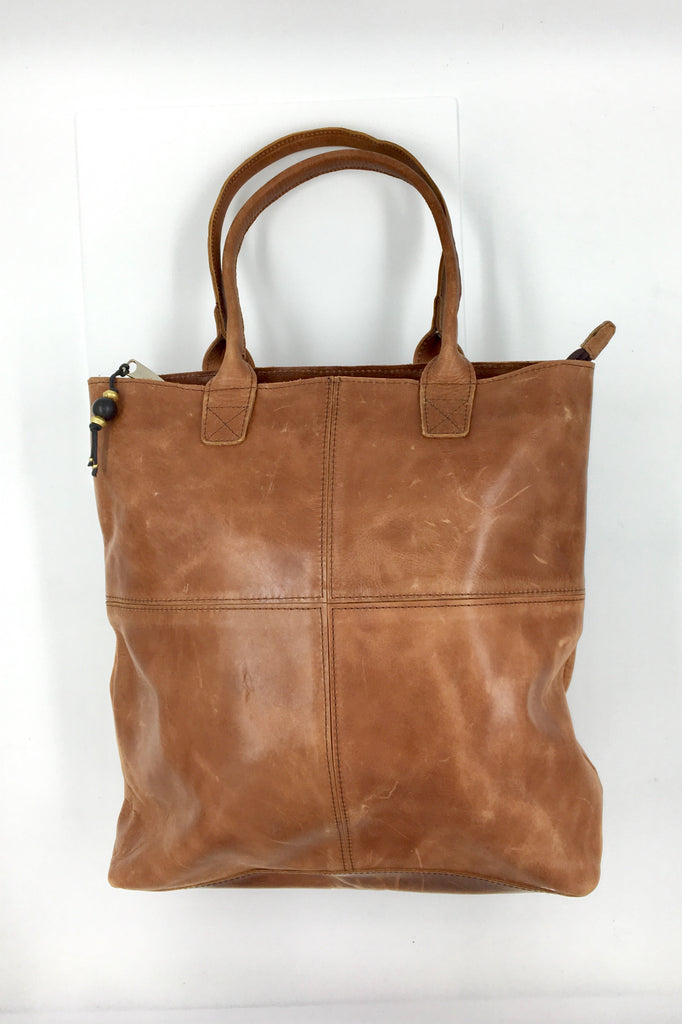 Walnut Square Tote