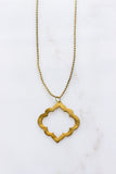 Ashram Window Necklace