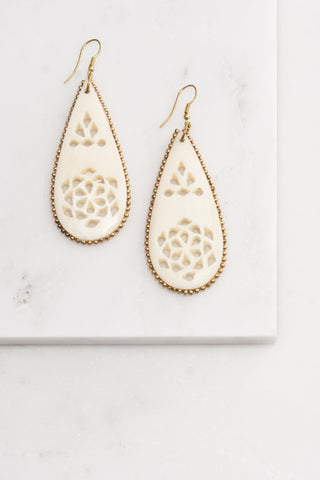 Sanctuary Earrings Silver