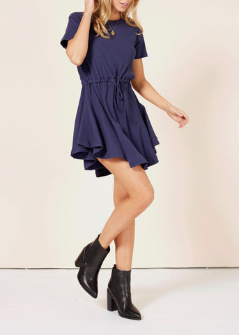 Romanticise Drawstring Dress