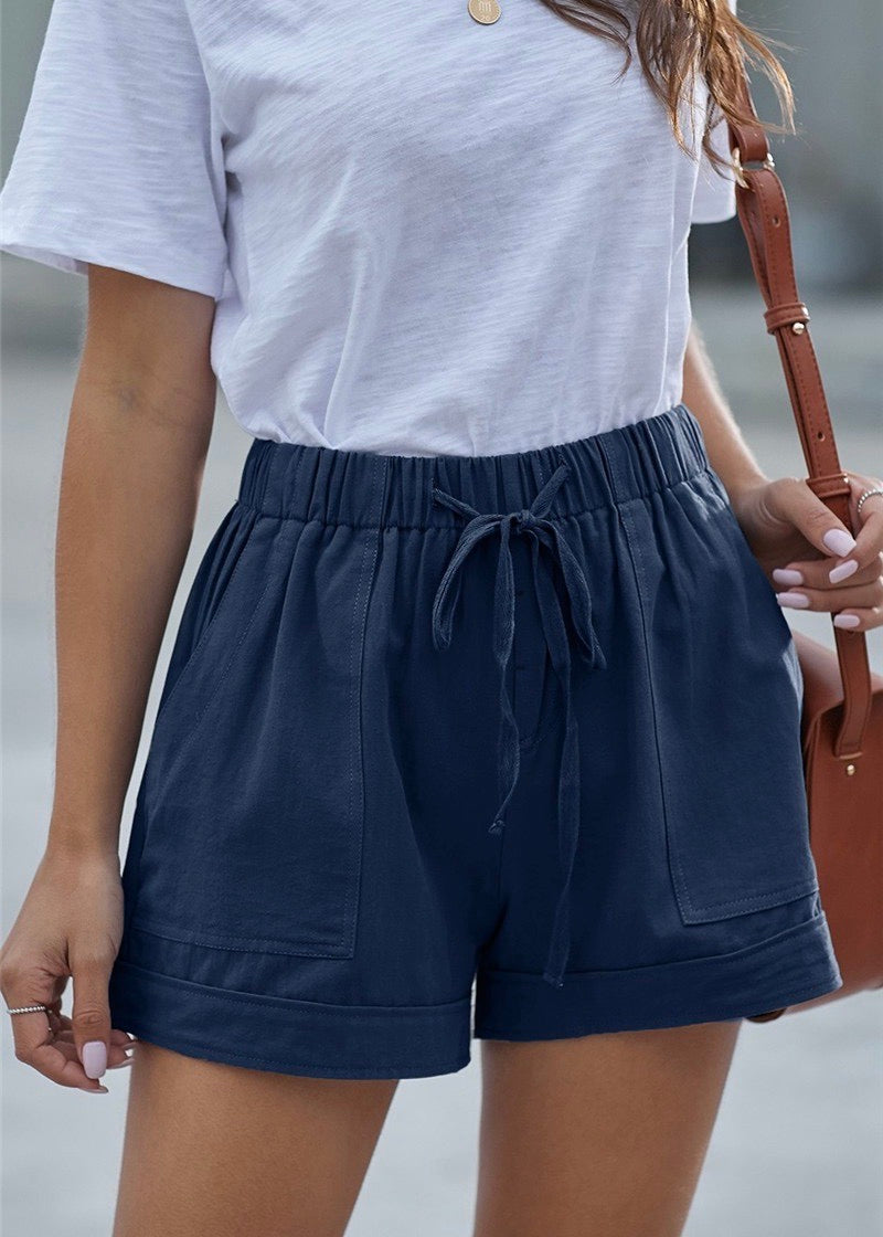 Emmy Drawstring Short