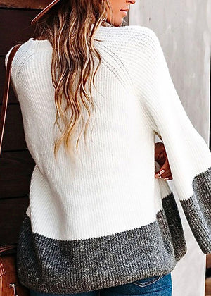 Trimmed Up Sweater