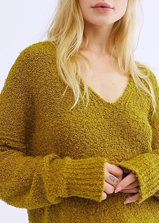 Finders Keepers V-Neck Sweater