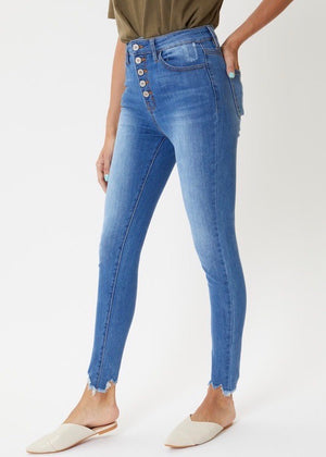 Sam High Rise Skinny Jean