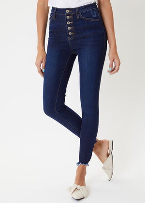 Georgia High Rise Skinny Jean
