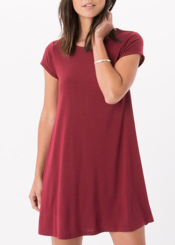 The Jersey Swing Dress