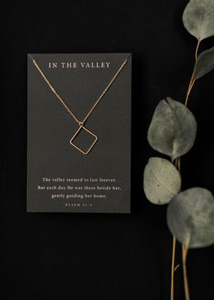 In the Valley Necklace