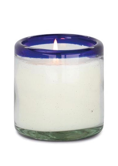 La Playa Candle - Blue