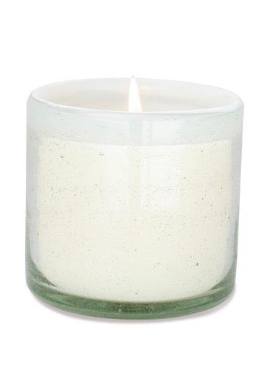 La Playa Candle - White