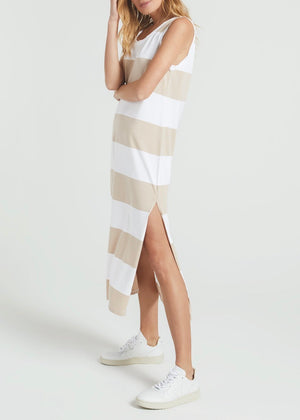 Lida Stripe Dress