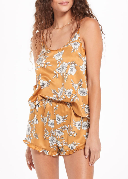 Nighty Nite Floral Cami
