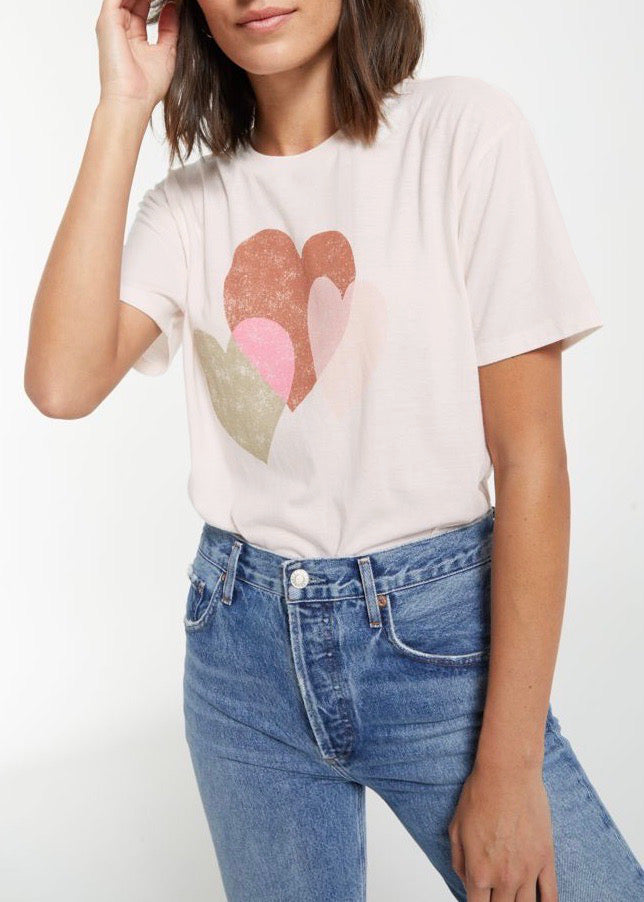 All My Heart Tee