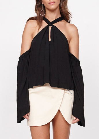 High Roller Shoulder Top