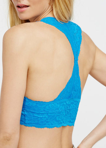 Galloon Lace Racerback