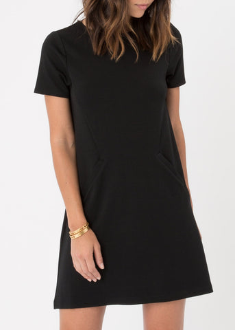 The Chloe Ponte Dress
