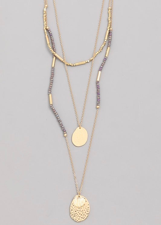Deb Layered Necklace