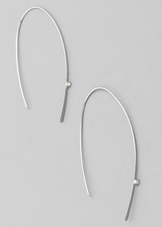 Corey Threader Earring